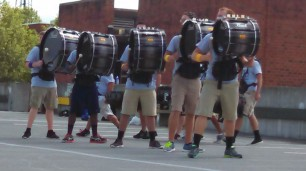 basses with a low unison